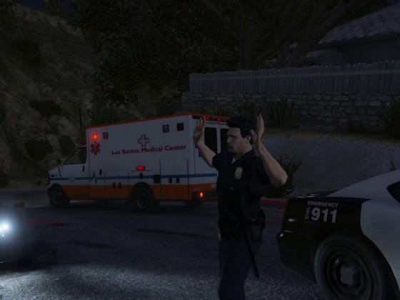 Polizist verletzt Kollegen Lebensbedrohlich