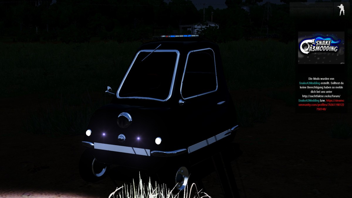 was neues für die Polizei