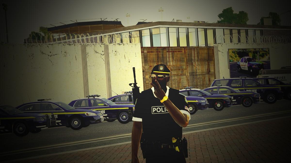 TANOA Police Department - Peace