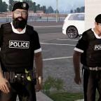 Die Polizei kriegt unterstützung