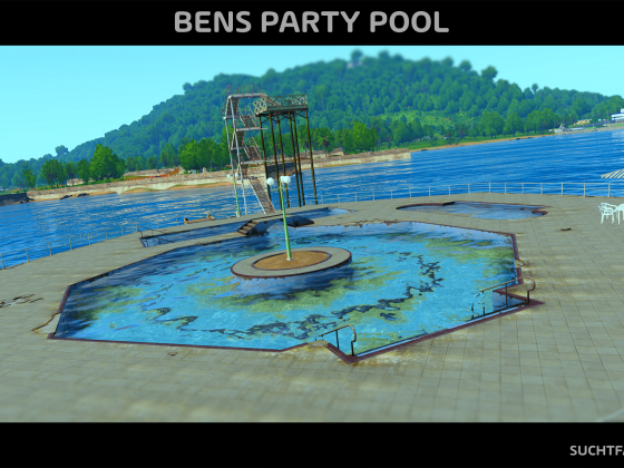Bens Party Pool