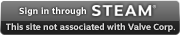 Mit Steam anmelden